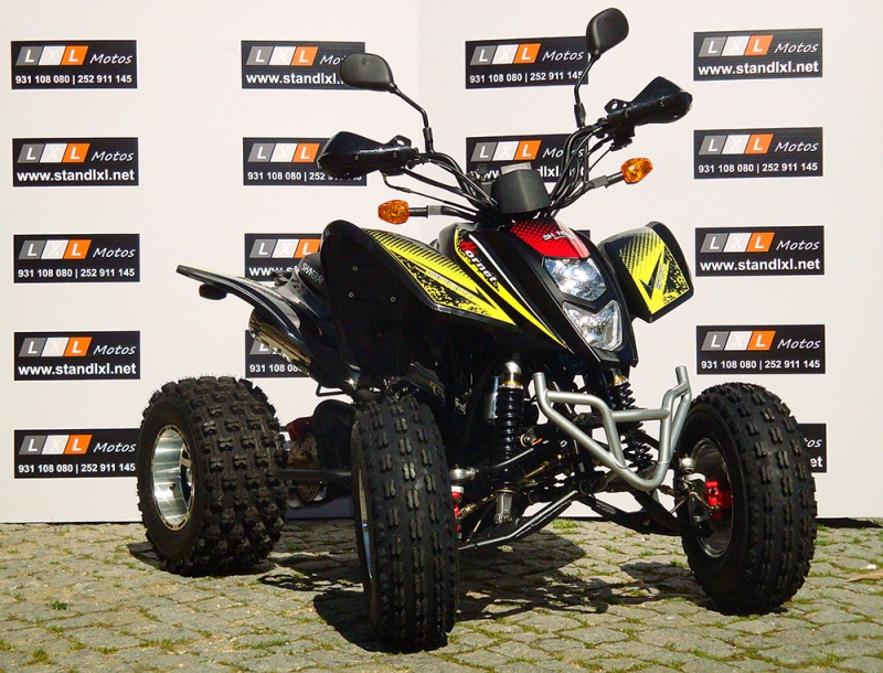 SHINERAY XY 250 STXE PLUS